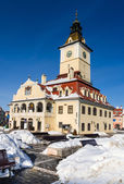 Brasov, medieval Council House — Stock Photo