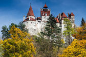 Bran medieval Castle, Transylvania, Romania — Stock Photo