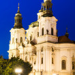 Church of St Nicholas in Stare Mesto, Prague — Stock Photo