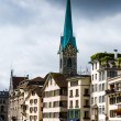 Stock Photo: Zurich, Switzerland