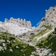 Dolomites Mountains, Italy - Stock Photo