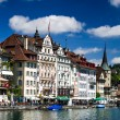 Постер, плакат: Luzern Lucerne Switzerland