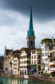Zurich, Switzerland — Stock Photo