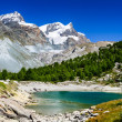 Grunsee Lake, Zermatt, Switzerland — Stock Photo #22904002