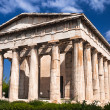 Ancient Temple of Hephaestus, Athens in Greece — Stock Photo #23754417
