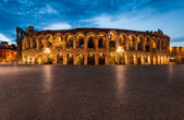 Arena, Verona amphitheatre in Italy — Stock Photo