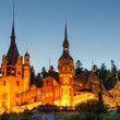 Peles Castle in Sinaia, Romania — Stock Photo #26050777