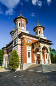 Sinaia Monastery, Romania — Stock Photo