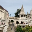 Stock Photo: Fishermen Bastion, Budapest, Hungary