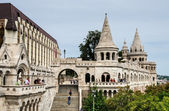 Fishermen Bastion, Budapest, Hungary — Stock Photo