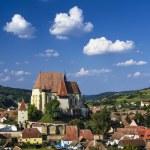Biertan village in Transylvania, Romania — Stock Photo #31358403