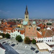 Sibiu downtown in Transylvania, Romania — Stock Photo #31358999