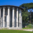 Temple of Hercules, Rome — Stock Photo