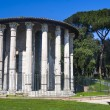 Stock Photo: Temple of Hercules, Rome