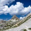 Sexten Dolomites in South Tyrol, Italy — Stock Photo