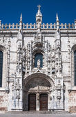 Jeronimos Monastery, Lisbon — Stock Photo