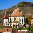 Biertan, Transylvania — Stock Photo