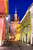 Medieval Sighisoara, Romania — Stock Photo