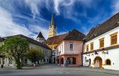 Medias, Transylvania — Stock Photo