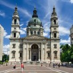 Saint Stephen Basilica in Budapest, Hungary — Stock Photo #35621551