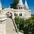 Stock Photo: Fishermen Bastion, Budapest