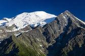 Mont Blanc, Alps — Fotografia Stock