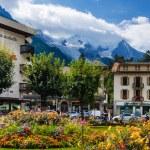 Chamonix, France — Stock Photo #40112239