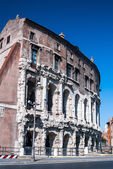 Rome, Theater of Marcellus — Stock Photo
