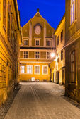 Medieval architecture, Brasov, Romania — Stock Photo