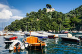 Portofino, Italian Riviera, Italy — Stock Photo