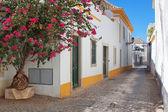 Улицы Старого города Фару. Португалия. — Стоковое фото