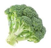 Vegetables, fresh broccoli on a white background. — Stock Photo