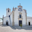 The historic church of San Lorenzo in Faro Portugal. — Stock Photo
