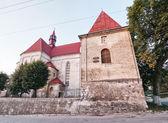 Église catholique des saints Pierre et paul à Berejany. Ukr — Photo