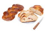 自制烤的面包. — 图库照片