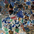 Mosaic in Barcelona — Stock Photo #13119022
