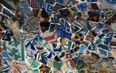 Mosaic in Barcelona — Photo