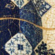 Royalty-Free Stock Photo: Mosaic in Barcelona