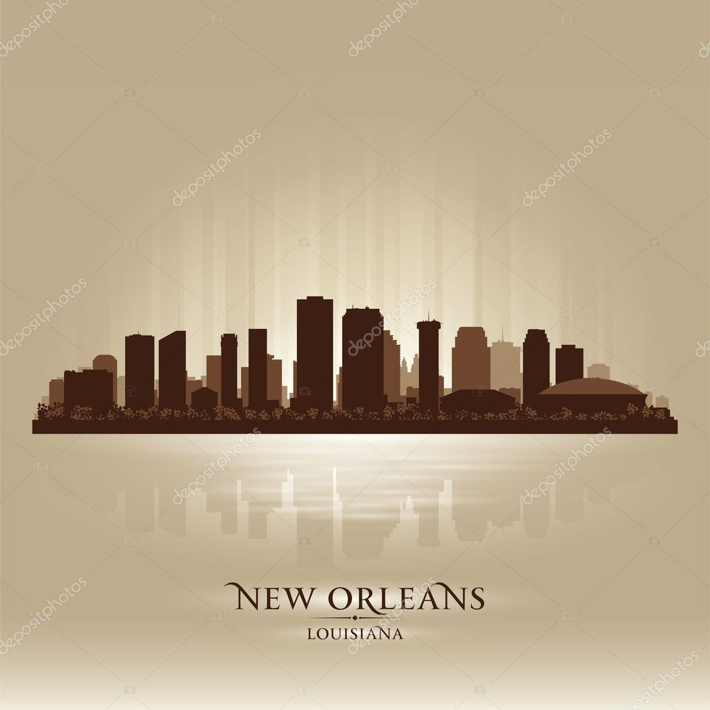 Captivating new orleans vector photographs
