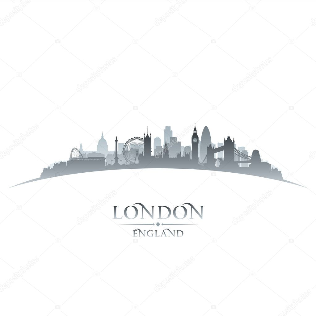 la skyline outline tattoo london skyline outline tattoo