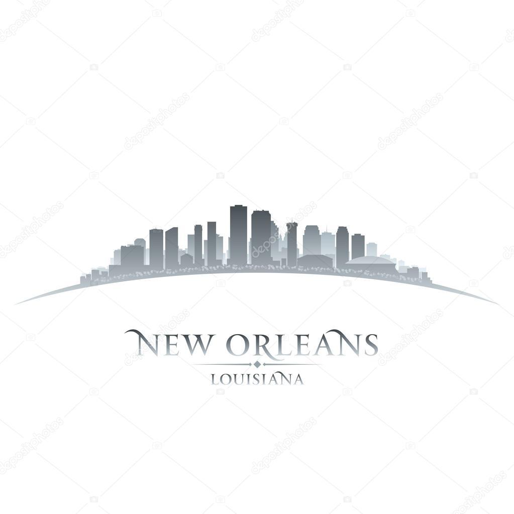 New Orleans City Skyline New Orleans Louisiana City