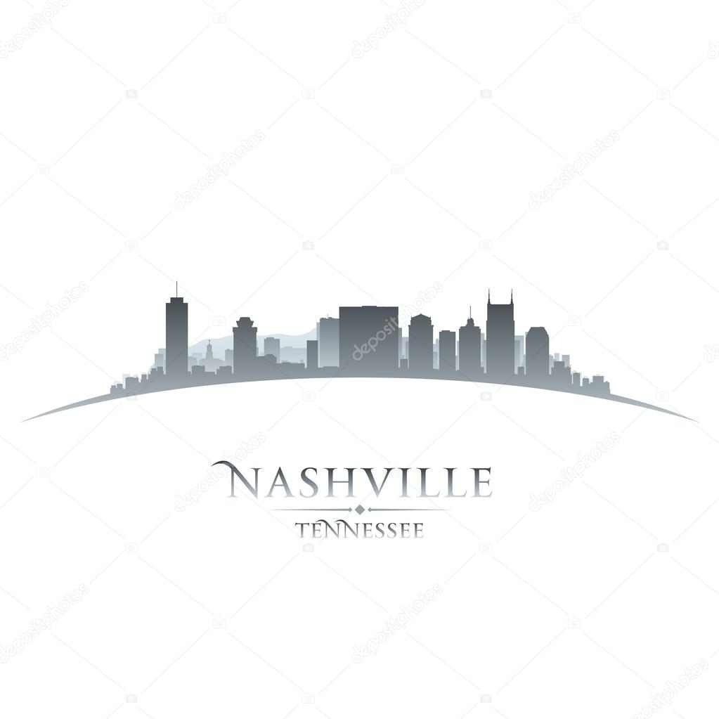 City Skyline Logo City Skyline Silhouette