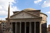 Panteon — Zdjęcie stockowe