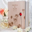 Stock Photo: Guestbook for wedding