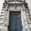 Door at Palace of Justice Brussels, Belgium — Zdjęcie stockowe