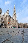 Grand Place - Brussels, Belgium — Foto Stock