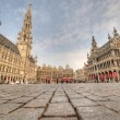 Grand Place - Brussels, Belgium — Stock Photo #34839305