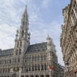 Grand Place - Brussels, Belgium — Stock Photo #34849439