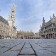 Grand Place - Brussels, Belgium — Stock Photo #34851157