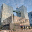 Stock Photo: Modern buildings in Brussels